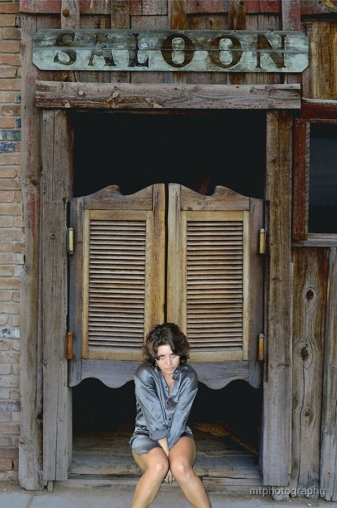 Katey's Saloon by mtphotography