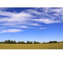 On the Prairie Photographic Print