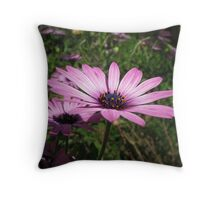 Always Think Pink !!! Throw Pillow