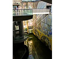 Gare Lille Europe Station  Lille France  Photographic Print