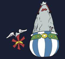 Asterisk & Obelisk One Piece - Long Sleeve
