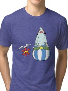 Asterisk & Obelisk Tri-blend T-Shirt