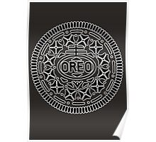 Oreo Logo Poster