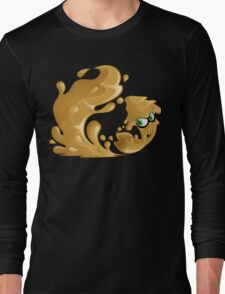 gold inkling Long Sleeve T-Shirt