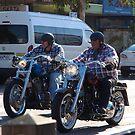 Harley Fatboyz by Dave Callaway