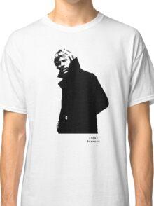 Iconic Stars Robert Redford Classic T-Shirt