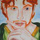 William Rufus by Rowan  Lewgalon