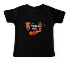 """Pyroar's Pride"" - Salinas, CA Pokemon League Baby Tee"