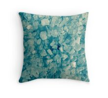 Blue Sky breaking bad Throw Pillow