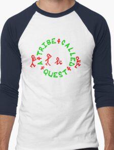 A Tribe Called Quest replica Men's Baseball ¾ T-Shirt
