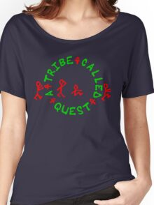 A Tribe Called Quest replica Women's Relaxed Fit T-Shirt