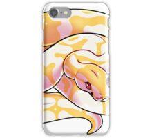 Albino Ball Python V2 iPhone Case/Skin