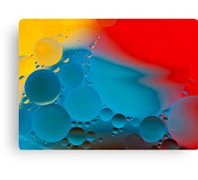 Other Worlds - abstract Canvas Print