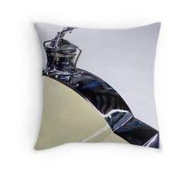 Discus Throw Pillow
