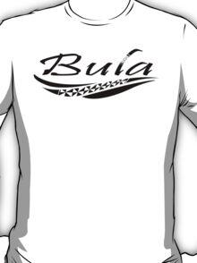 BULA // BLACK LOGO T-Shirt