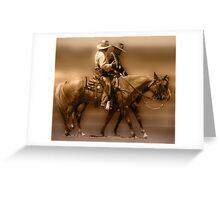 1724 Greeting Card