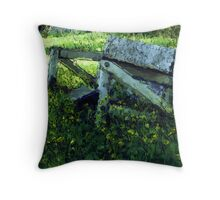 forever waiting Throw Pillow