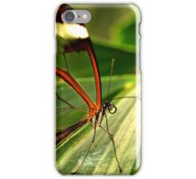 Glasswing - Greta Oto iPhone Case/Skin