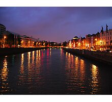 Dublin Nights Photographic Print