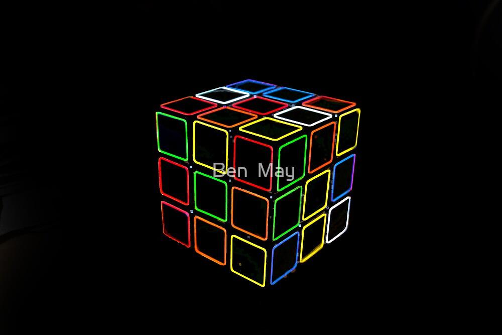 Rubix Cube by Ben  May