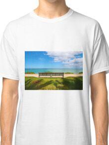 Waikiki Beach, Honolulu HAWAII Classic T-Shirt