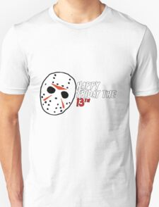 Happy Friday 13th T-Shirt