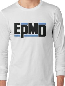 EPMD big logo Long Sleeve T-Shirt