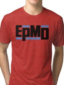 EPMD big logo Tri-blend T-Shirt
