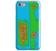 Mystery Machine iPhone Case/Skin
