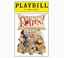 Something Rotten Playbill Unisex T-Shirt