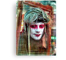 Shady Lady Canvas Print