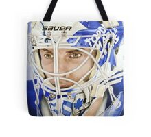 Jonas Gustavsson (Toronto Maple Leafs) Tote Bag