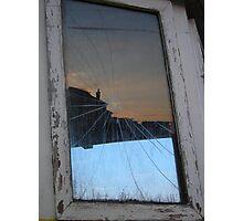 Cracking Sunset Photographic Print