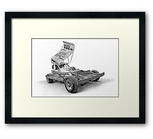 #391 Andy Smith Framed Print