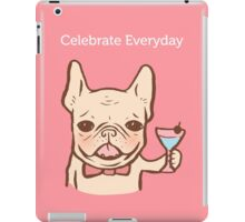 Celebrate Everyday iPad Case/Skin