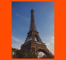 Eiffel Tower (Paris) Kids Tee