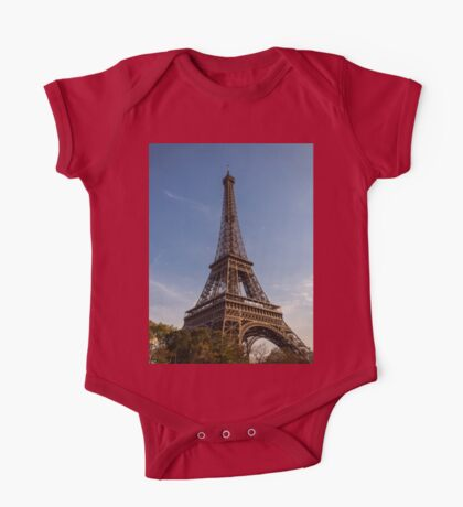 Eiffel Tower (Paris) One Piece - Short Sleeve