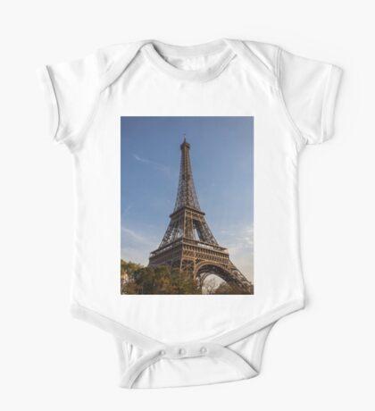 Eiffel Tower (Paris) One Piece - Short Sleeve