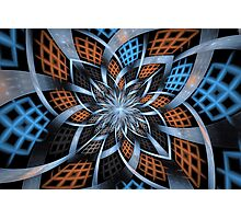 Portals Basket Photographic Print