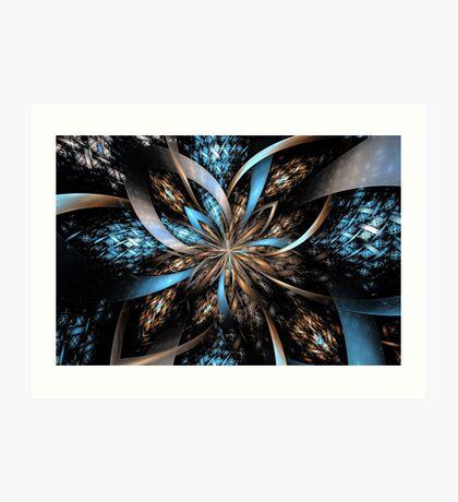Portals Shetland Art Print