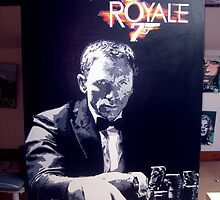 Casino Royale by db artstudio by Deborah Boyle