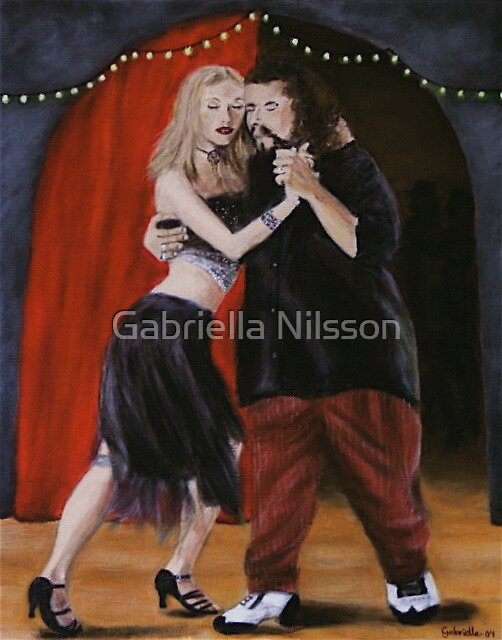 """Let´s Dance!"" by Gabriella Nilsson"