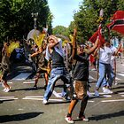 Hallelujah - Nottinghill Carnival by Victoria limerick