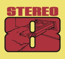 Stereo 8 by superiorgraphix