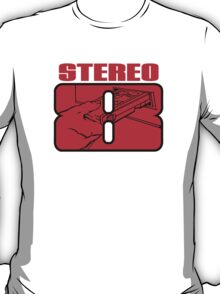 Stereo 8 T-Shirt