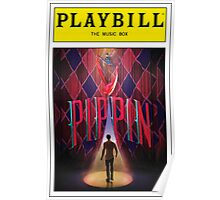 Pippin Playbill Poster