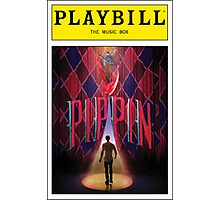 Pippin Playbill Photographic Print