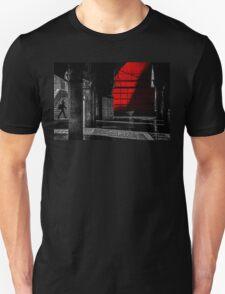 A Splash of Red Unisex T-Shirt