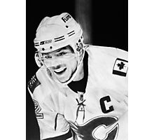 Jarome Iginla Photographic Print