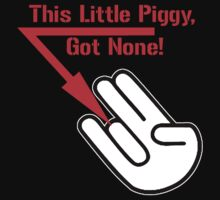 This Little Piggy by MightyRain